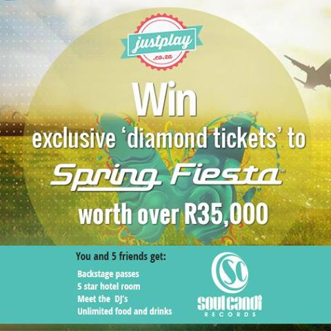Spring Fiesta competition