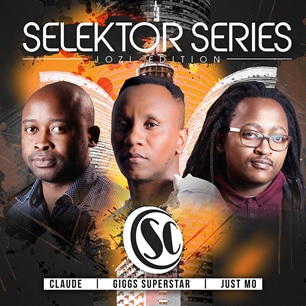 Selktor Series Jozi Edition album art