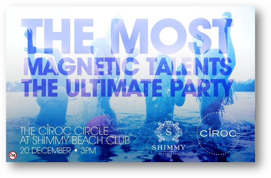 The Most Magnetic Talents - The Ultimate Party