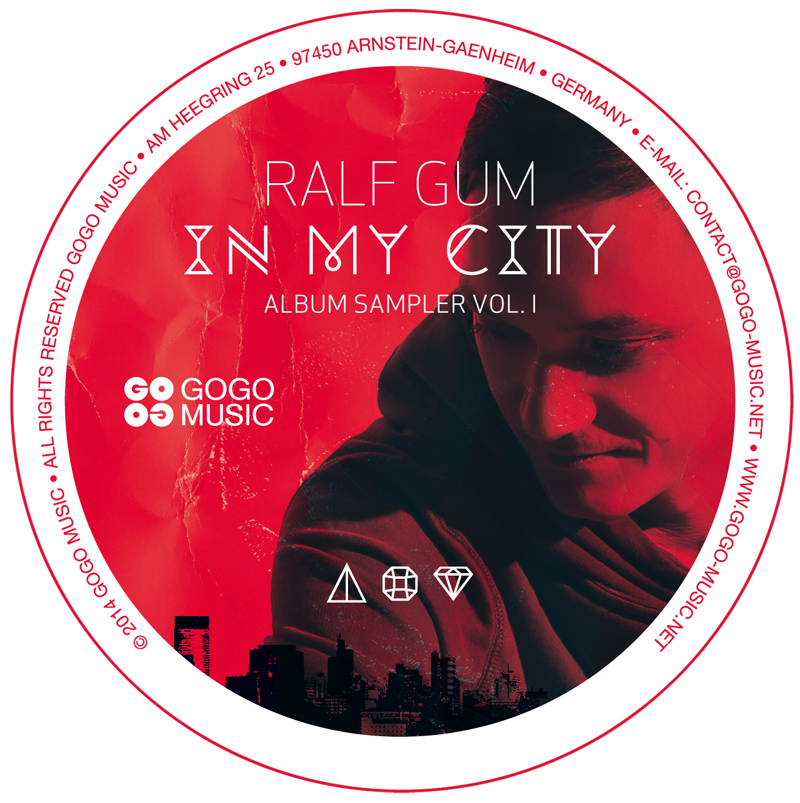Ralf GUM – In My City Album Sampler Vol. I