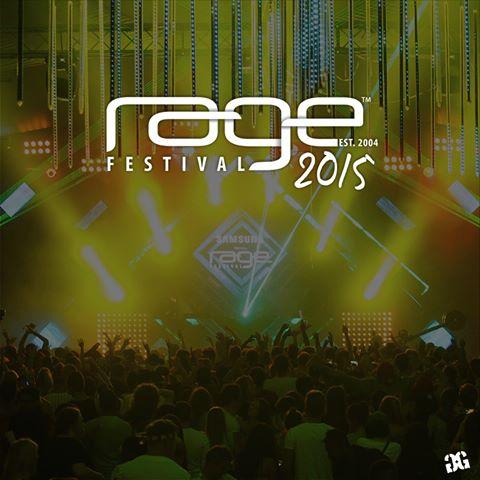 Rage Festival 2015