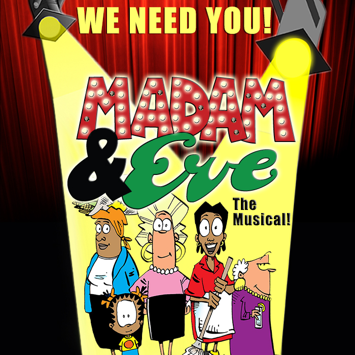 Madam & Eve Musical
