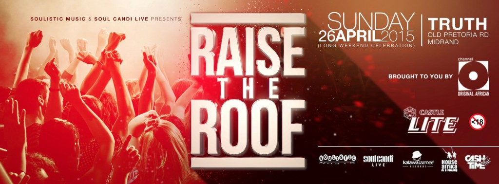 Raise The Roof banner