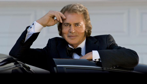 Humperdinck Black Suit