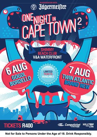 One Night in Cape Town