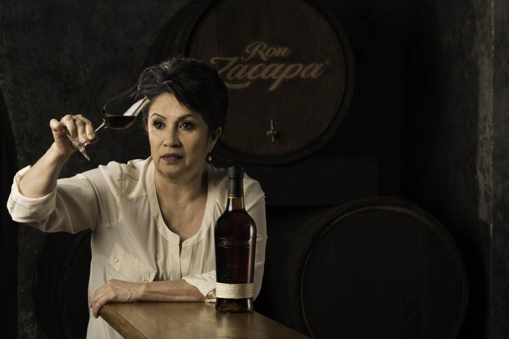 Ron Zacapa Master Distiller-Lorena Vasquez