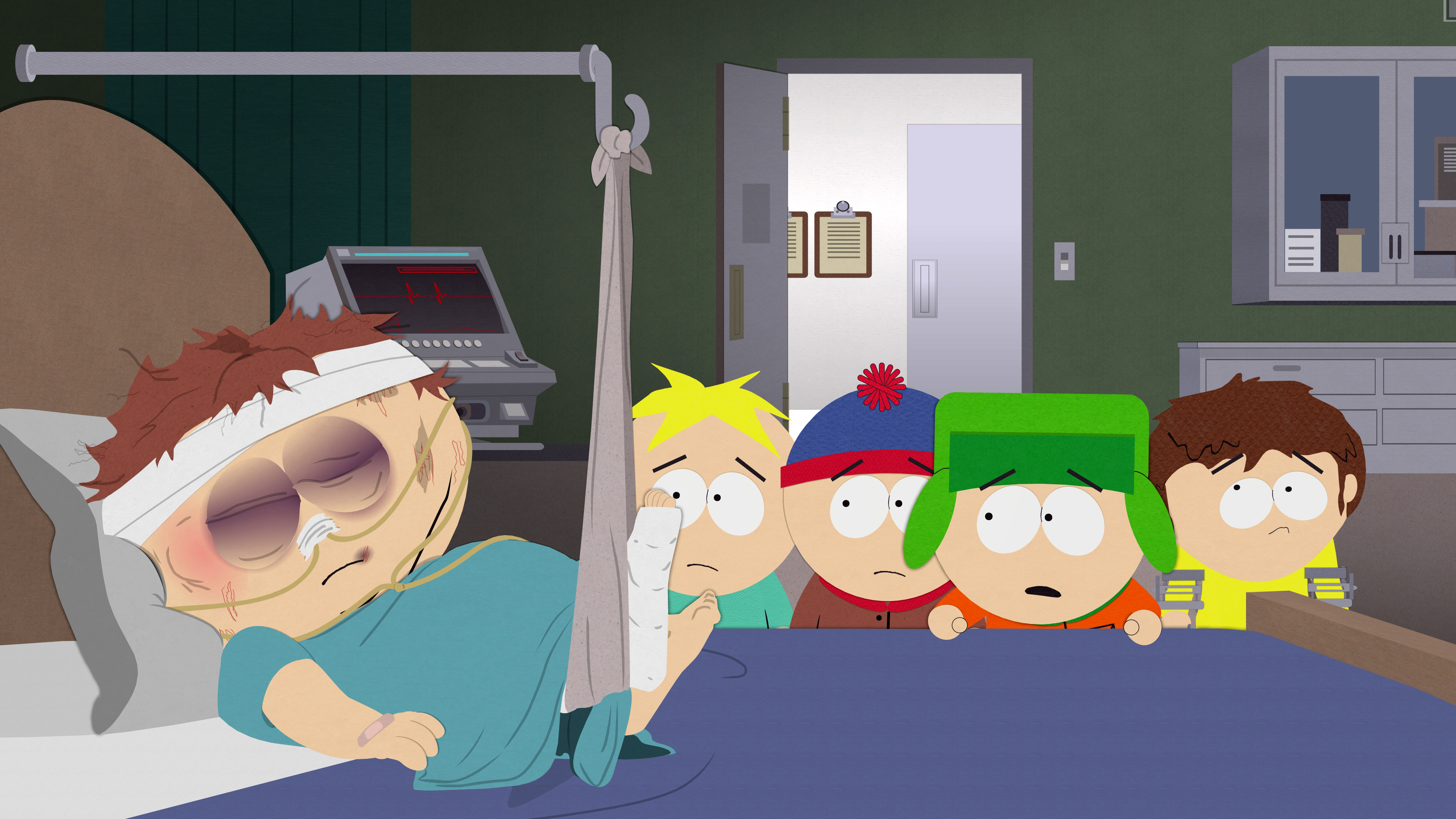 South Park - Stunning and Brave Cartman and Boys
