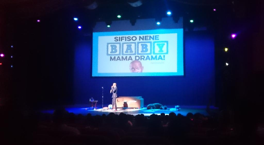 'Baby Mama Drama' Sifiso Nene