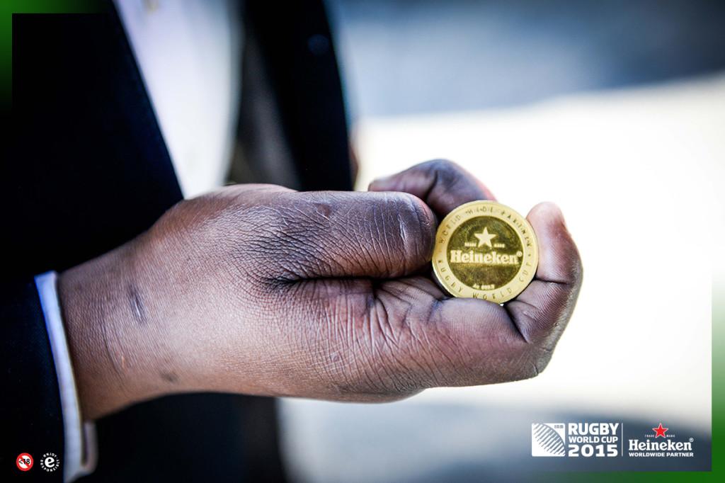 Heineken Replica Gold Coin