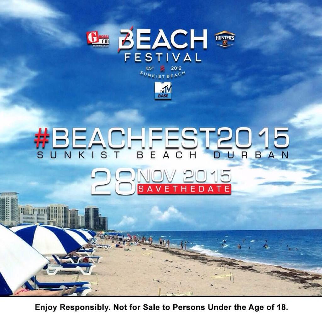 Beach Fest Flyer