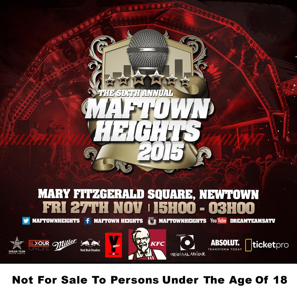 6th annual Maftown Heights