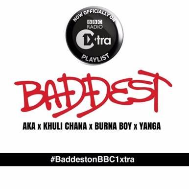 #Baddest