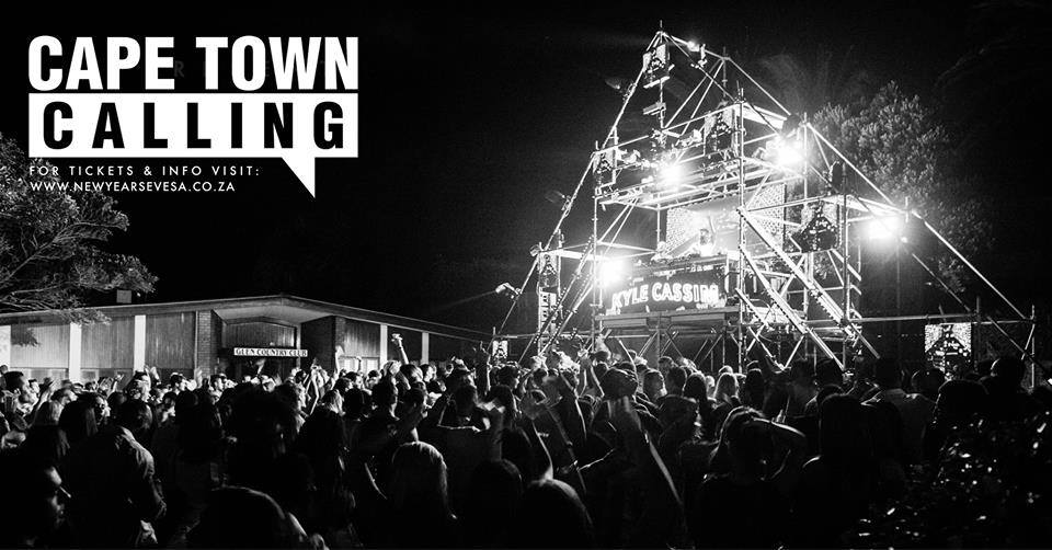 Cape Town Calling NYE | Bungalow