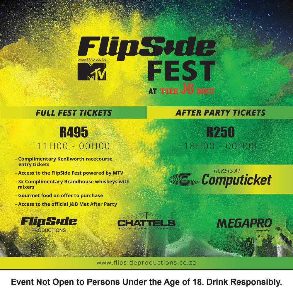 Flipside Lifestyle Festival