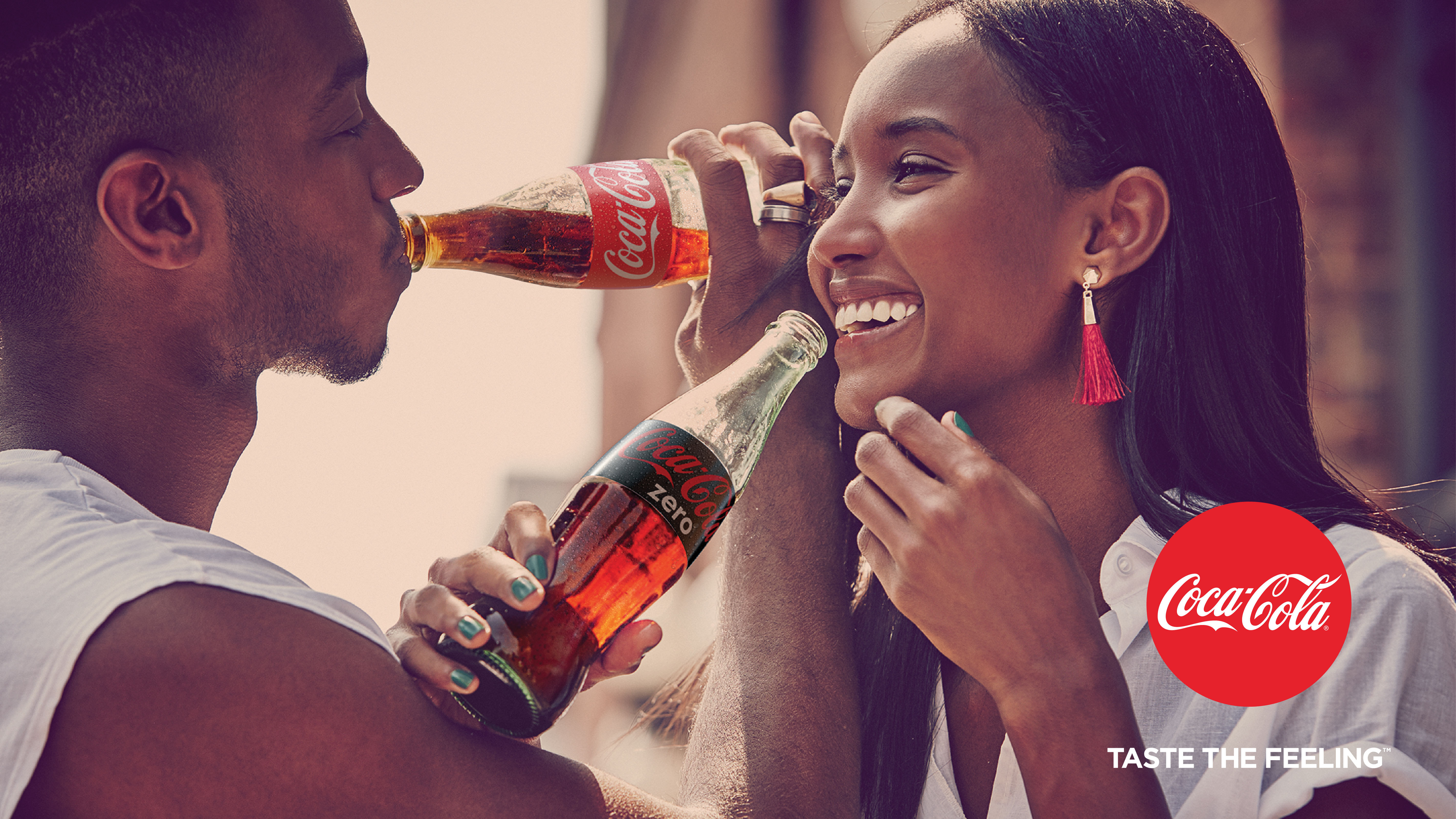 "coca cola brand element With the global roll out of its one brand strategy, coca-cola is making its ""biggest strategic change in the history of the company"", according to."