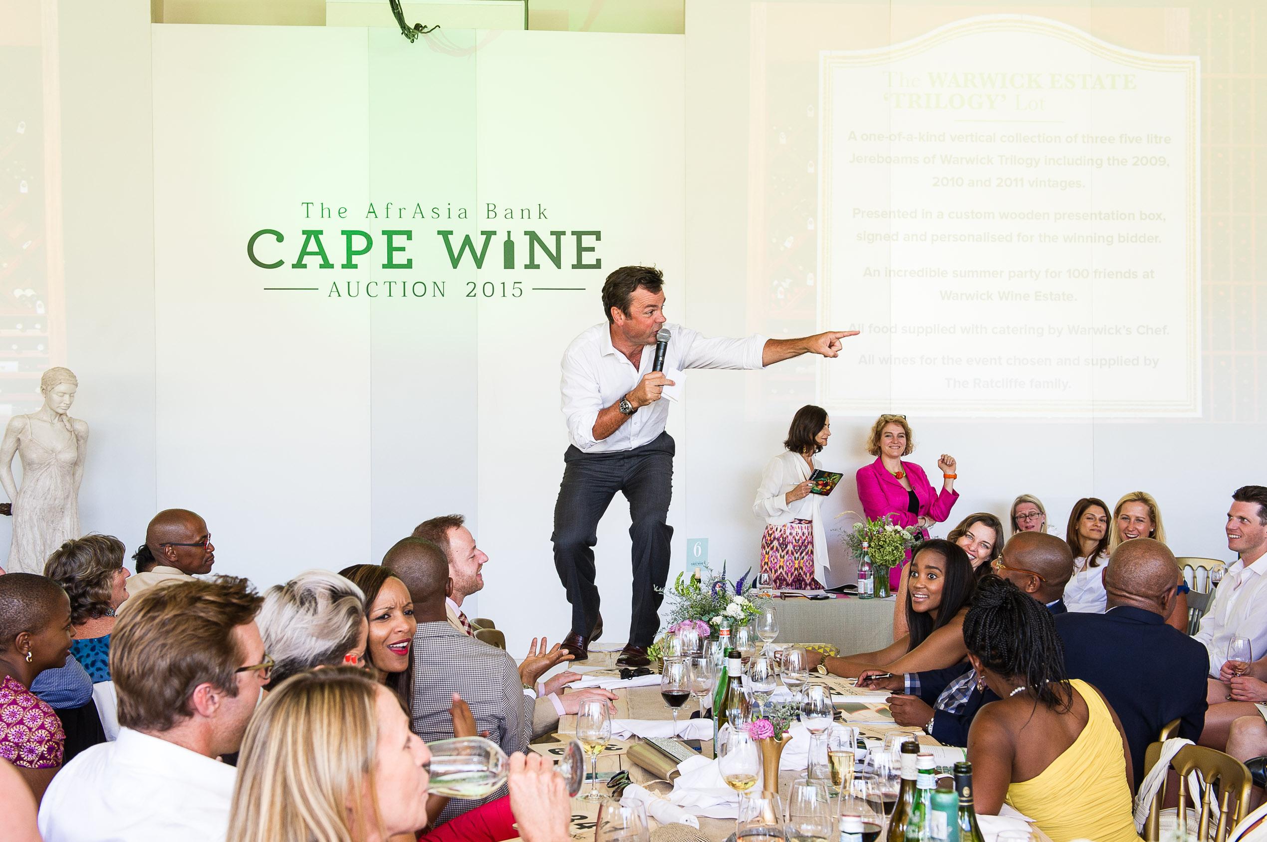Cape Wine Auction