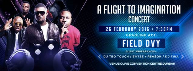 A Flight To Imagination Concert