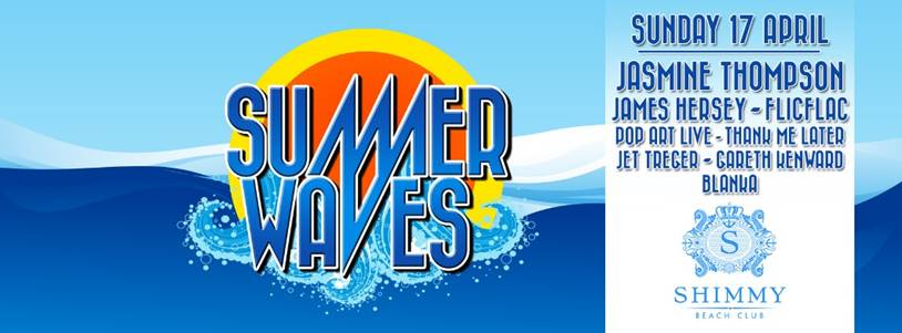 Summerwaves at Shimmy Beach Club