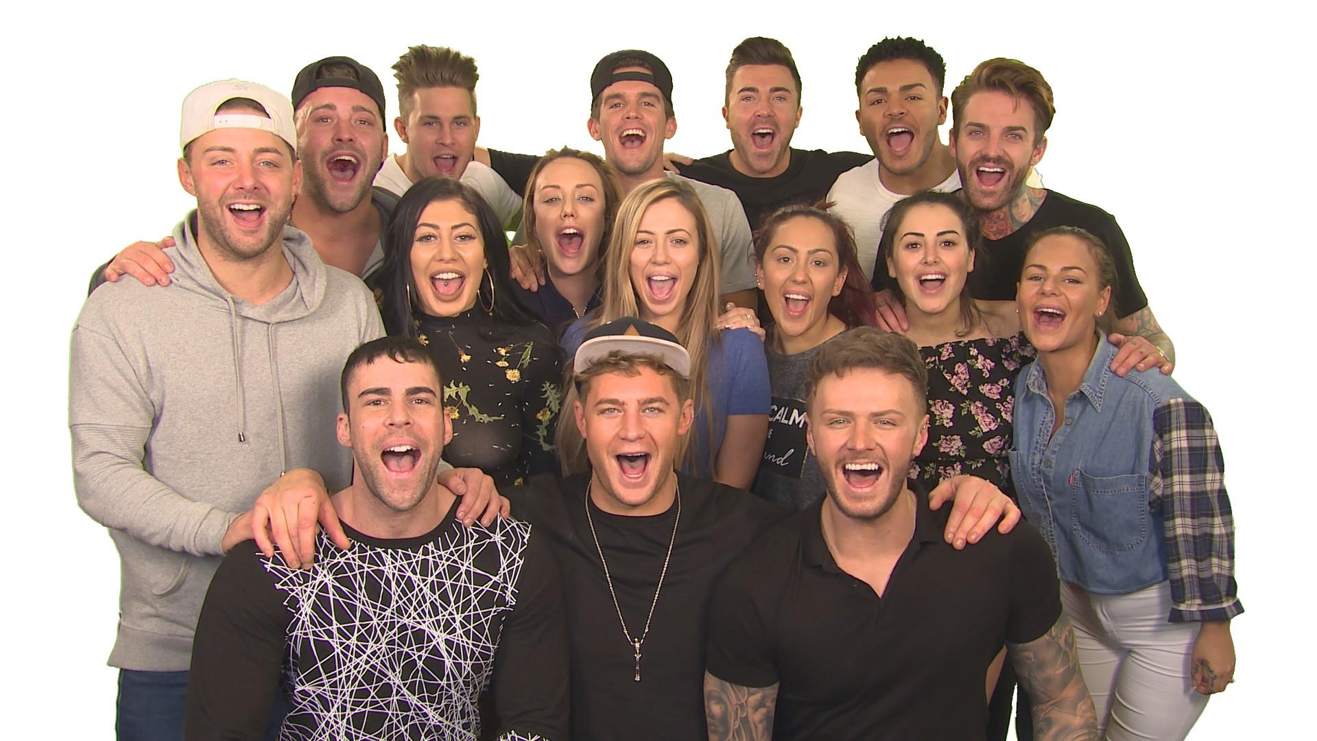 Image of Geordie Shore cast