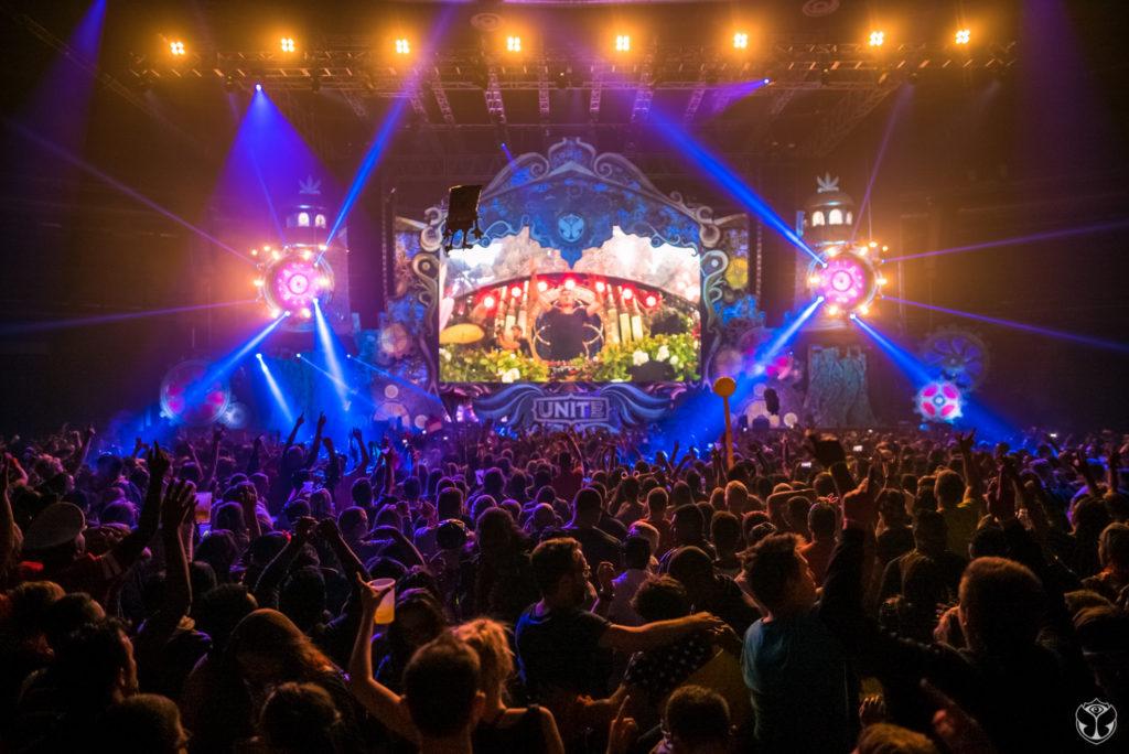 Tomorrowland UNITE, credit Kevin Smith