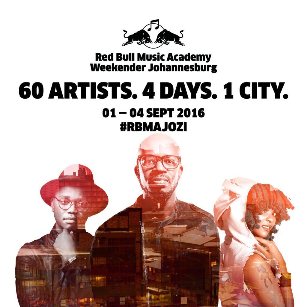 Red Bull Music Academy Weekender Johannesburg