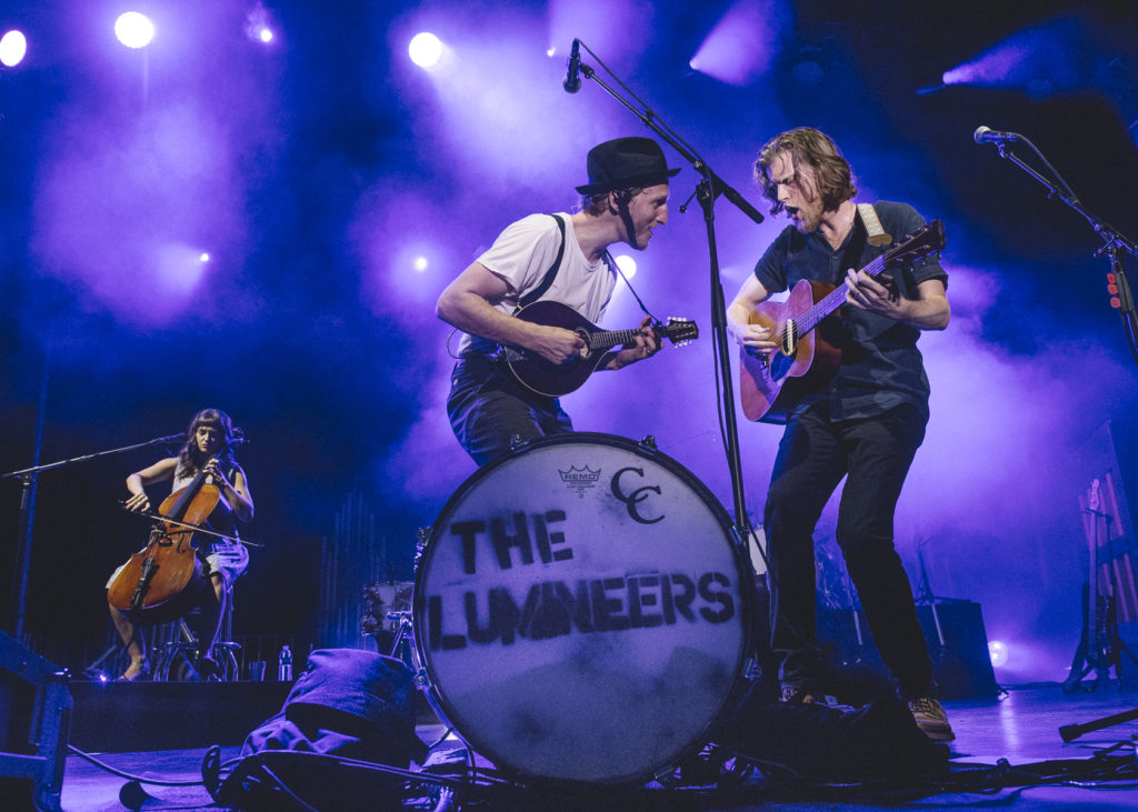 The Lumineers, 2016 @ Speed of Sound Photo Credit_ Andrew Kelly