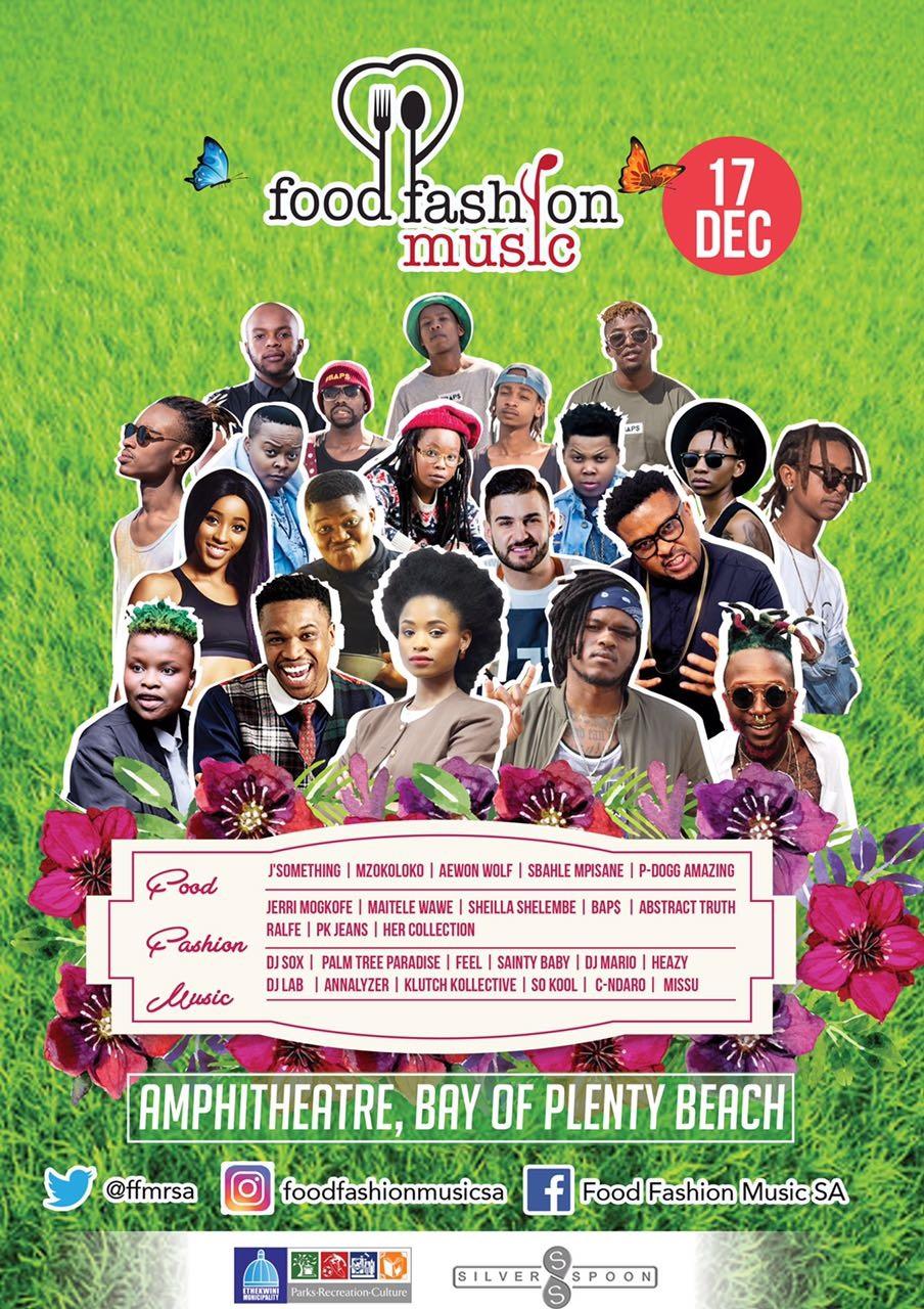 Food Fashion Music Fest