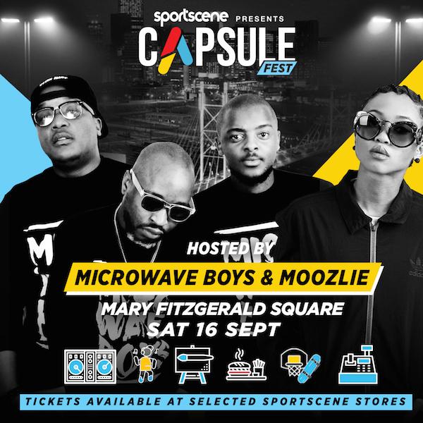 Capsule Festival