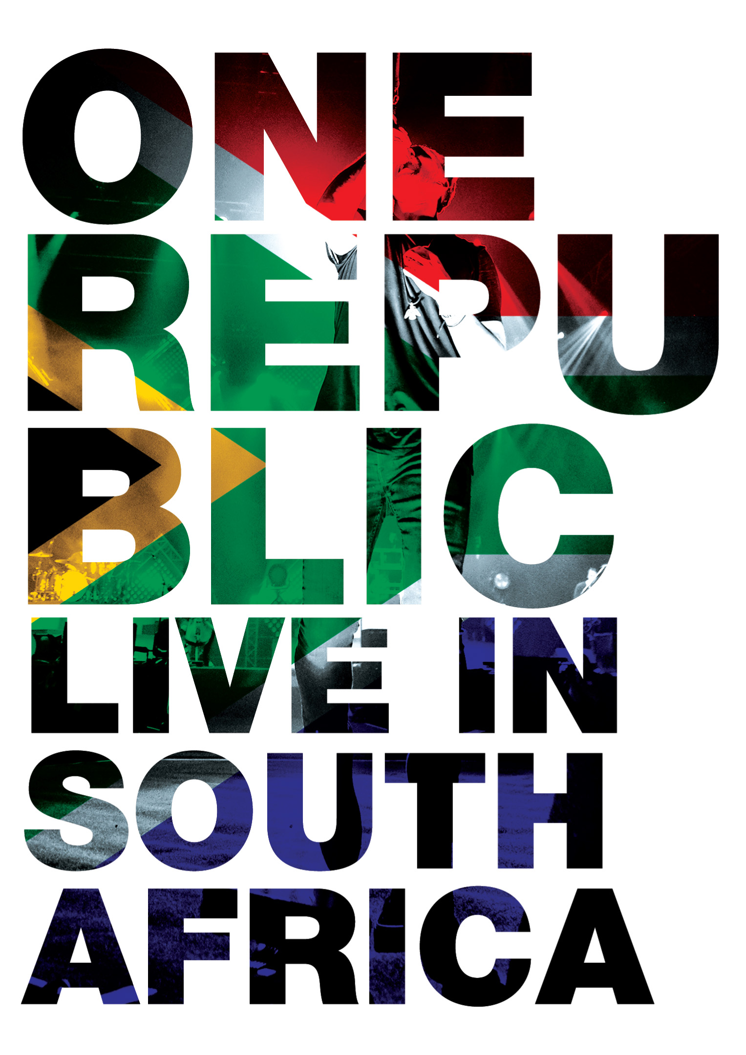 OneRepublic Live In South Africa
