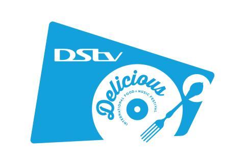DStv Delicious logo