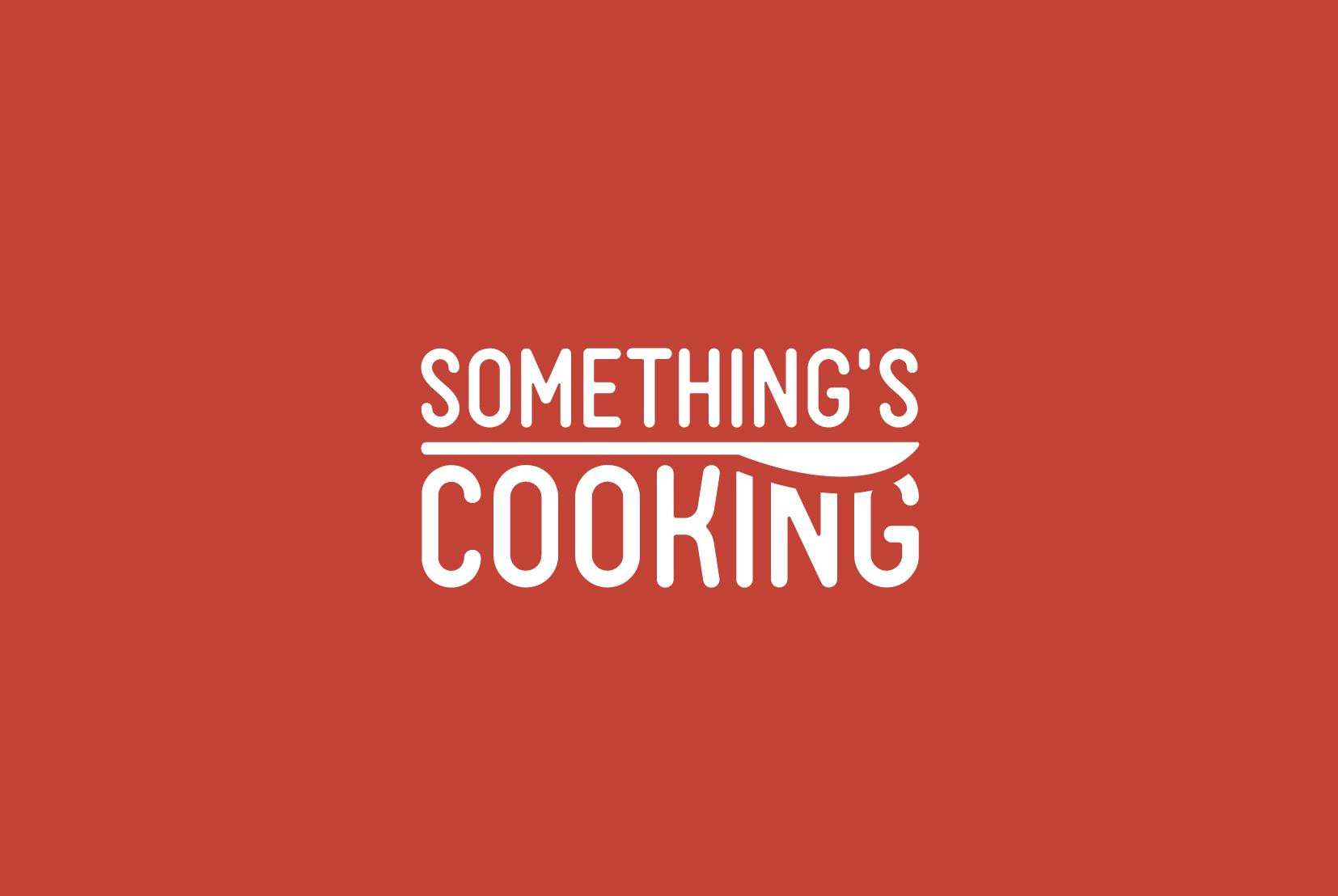 Something's Cooking logo
