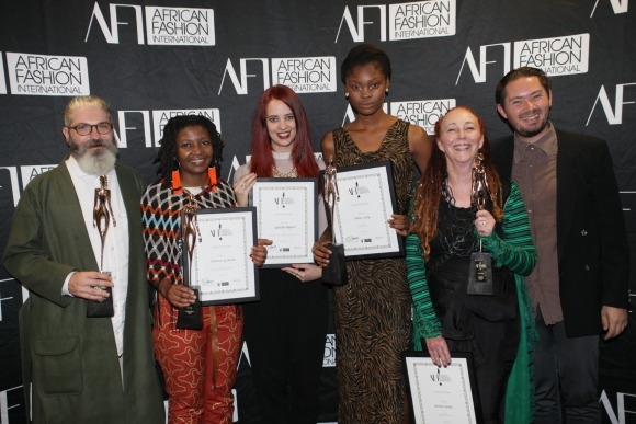 African Fashion Awards Winners