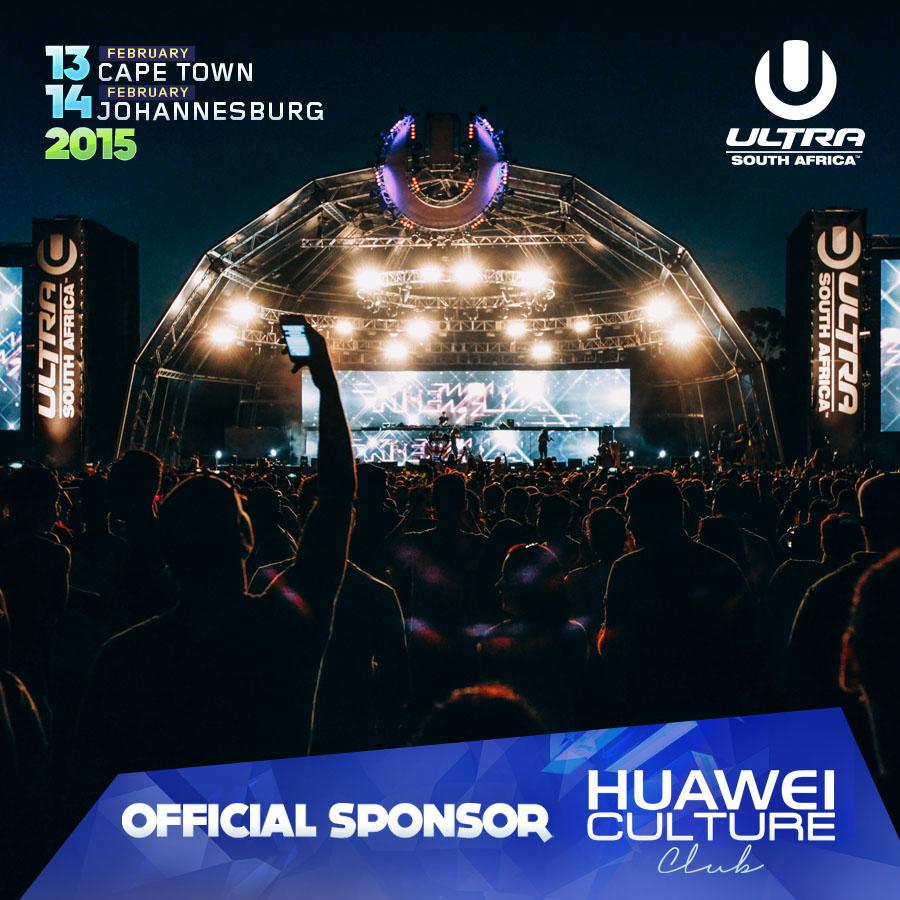 Huawei Culture Club (HCC0 Ultra SA