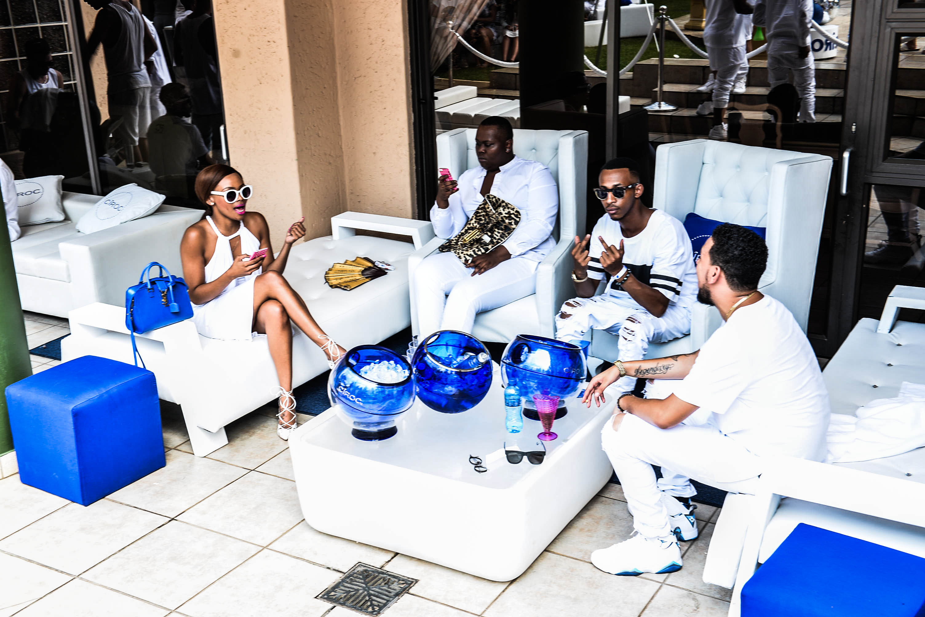 Cassper nyovest ciroc pool party leaked sextape - 3 8