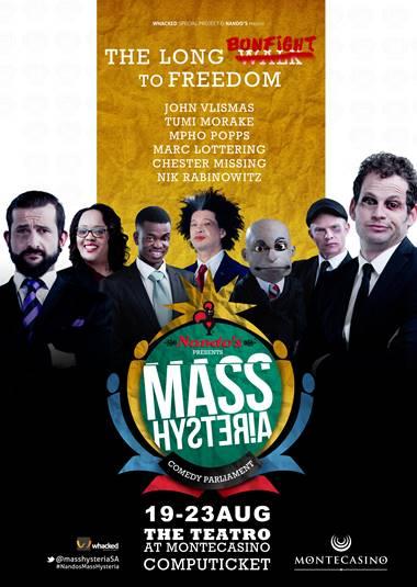 Nandos Presents Mass Hysteria