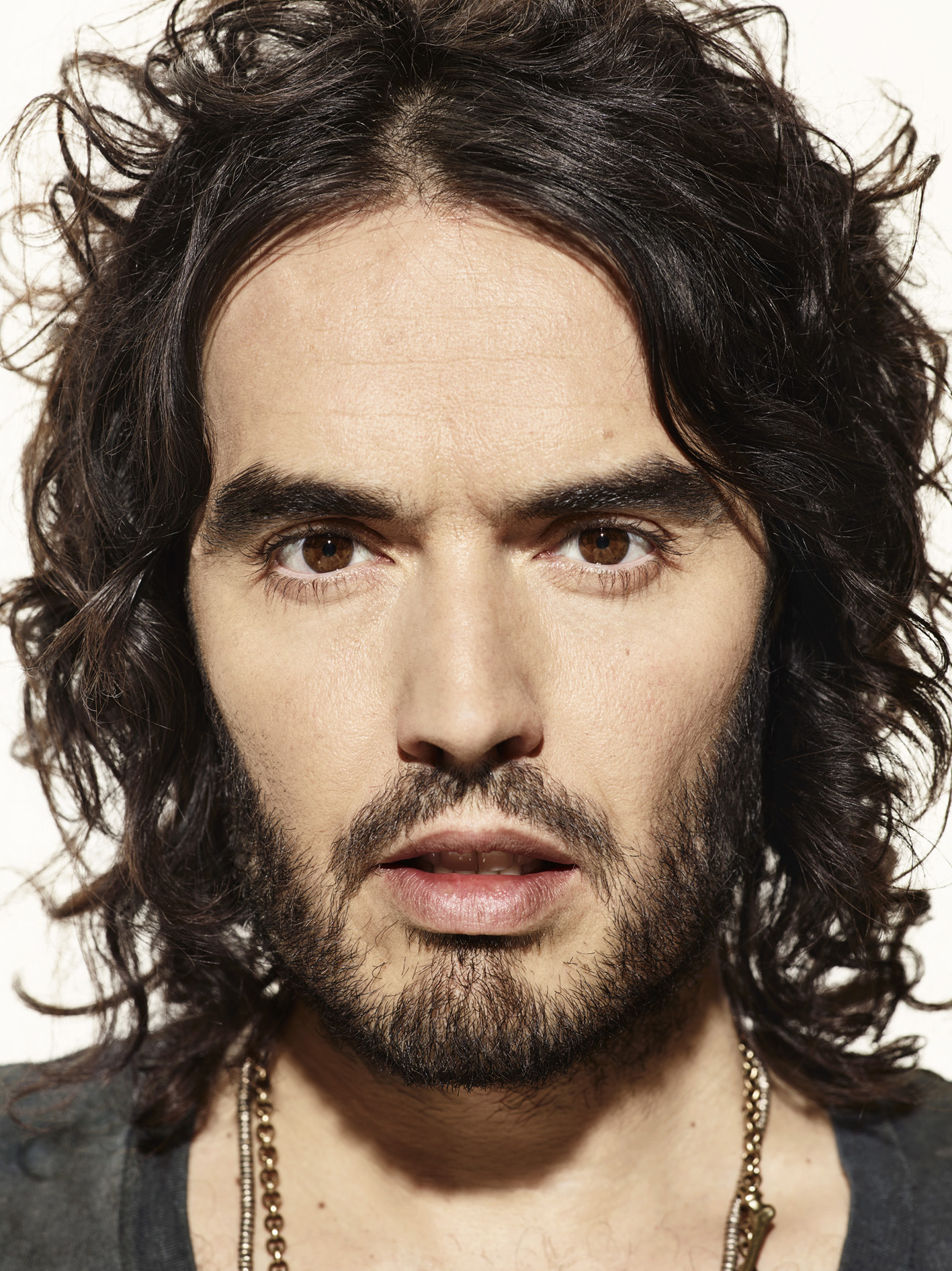 Russell Brand Credit Dean Chalkley