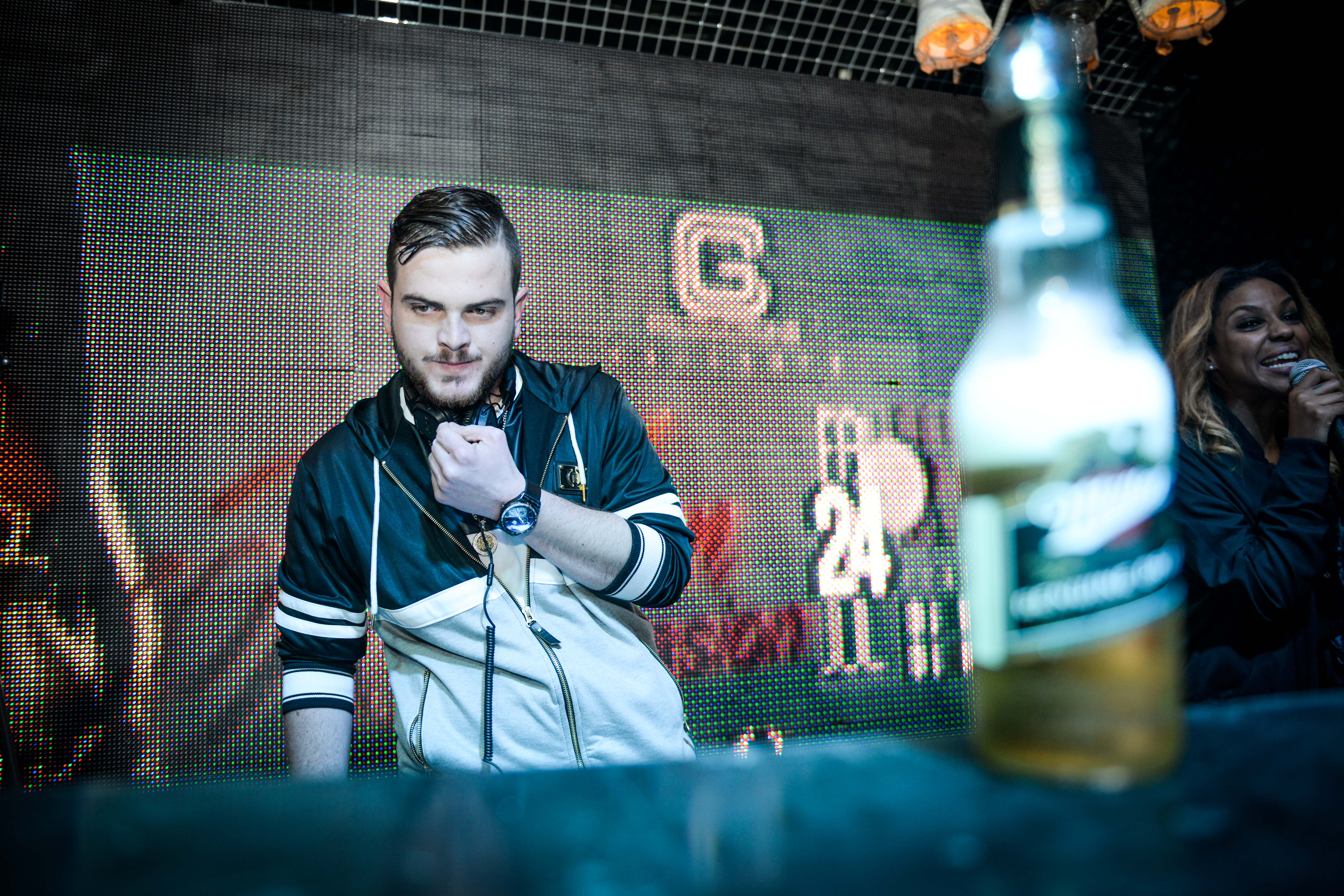 DJ Ankletap | Miller SoundClash
