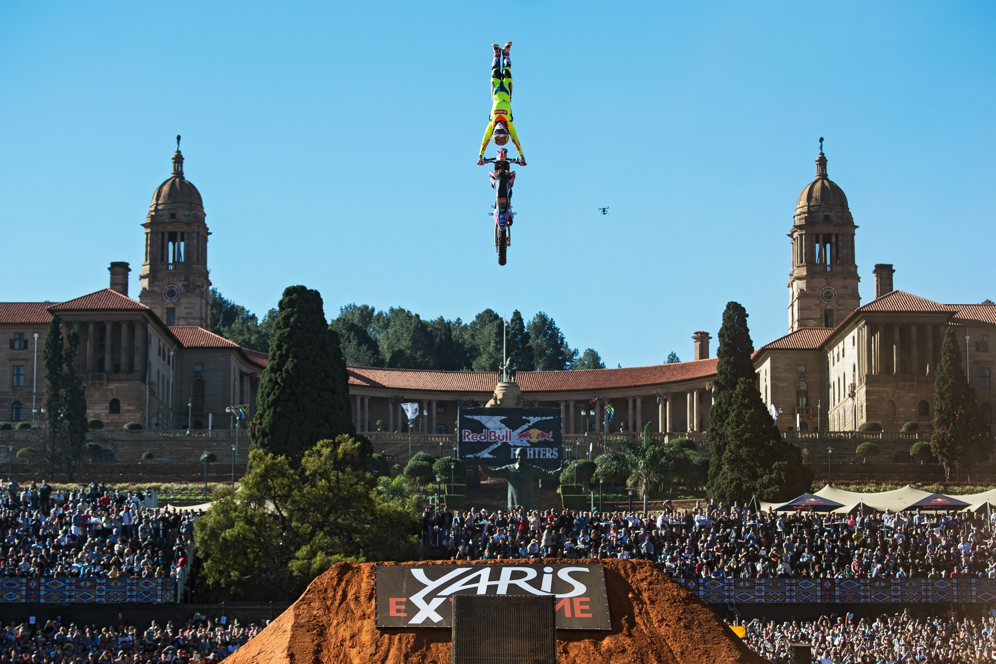 Red Bull X-Fighters South Africa photographed by Joerg Mitter, Craig Kolesky