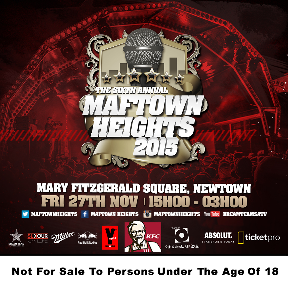 6th annual Maftown Heights