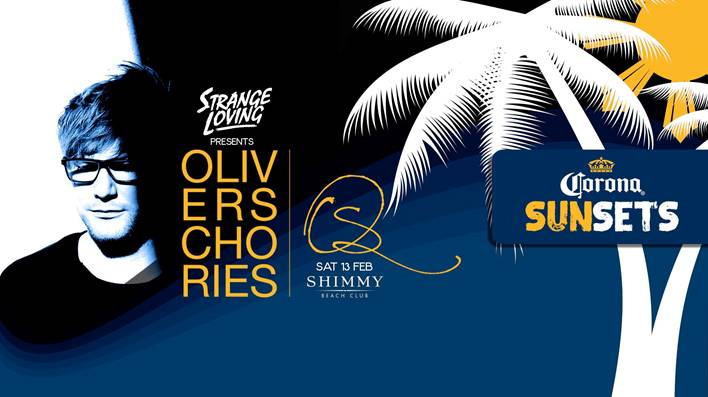 Shimmy Beach Club to Host German DJ Oliver Schories