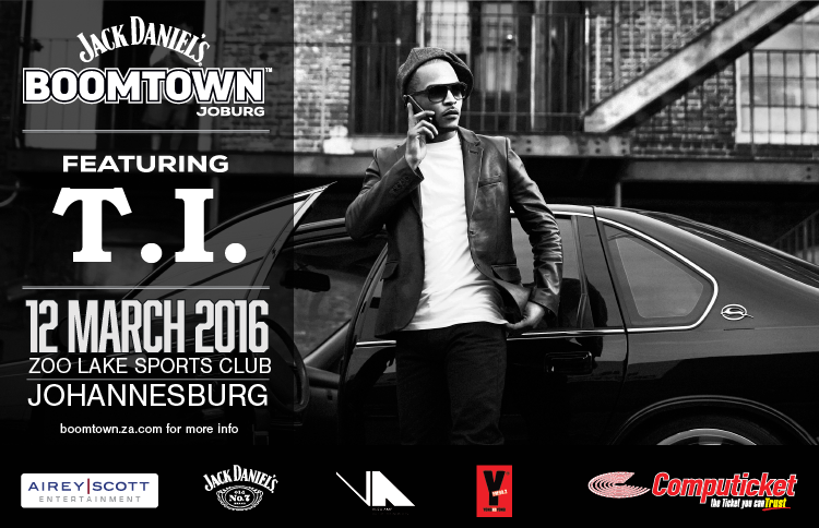 Joburg's Jack Daniel's Boomtown