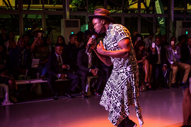 TRESOR's performing at the opening of the Mercedes Benz Fashion Week Joburg