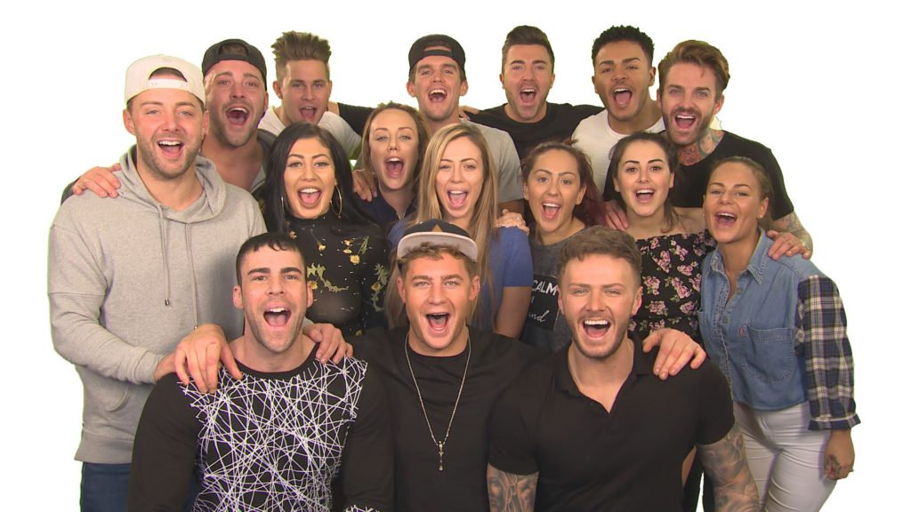 Image of Geordie Shore cast
