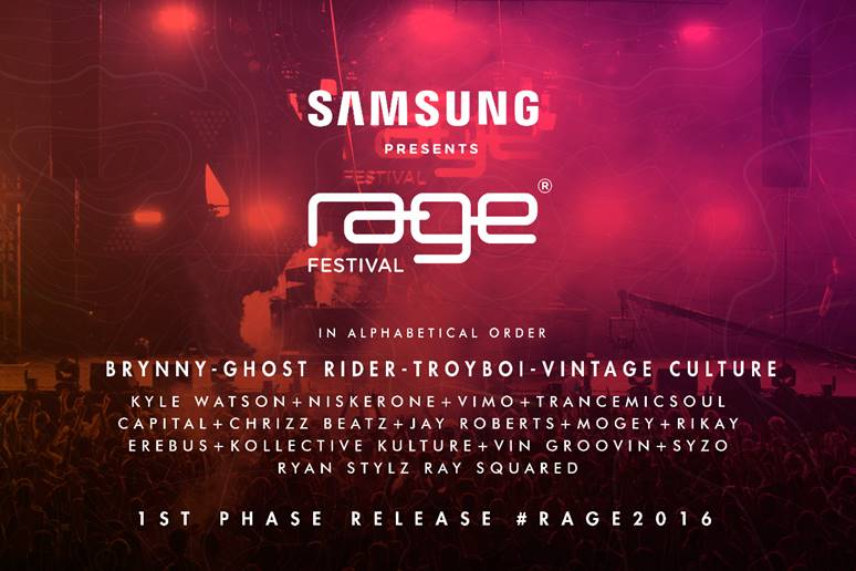 Rage Festival