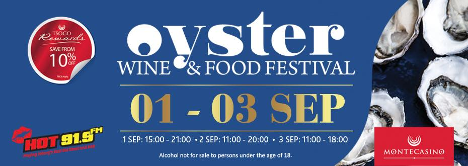 The Oyster, Wine & Food Festival