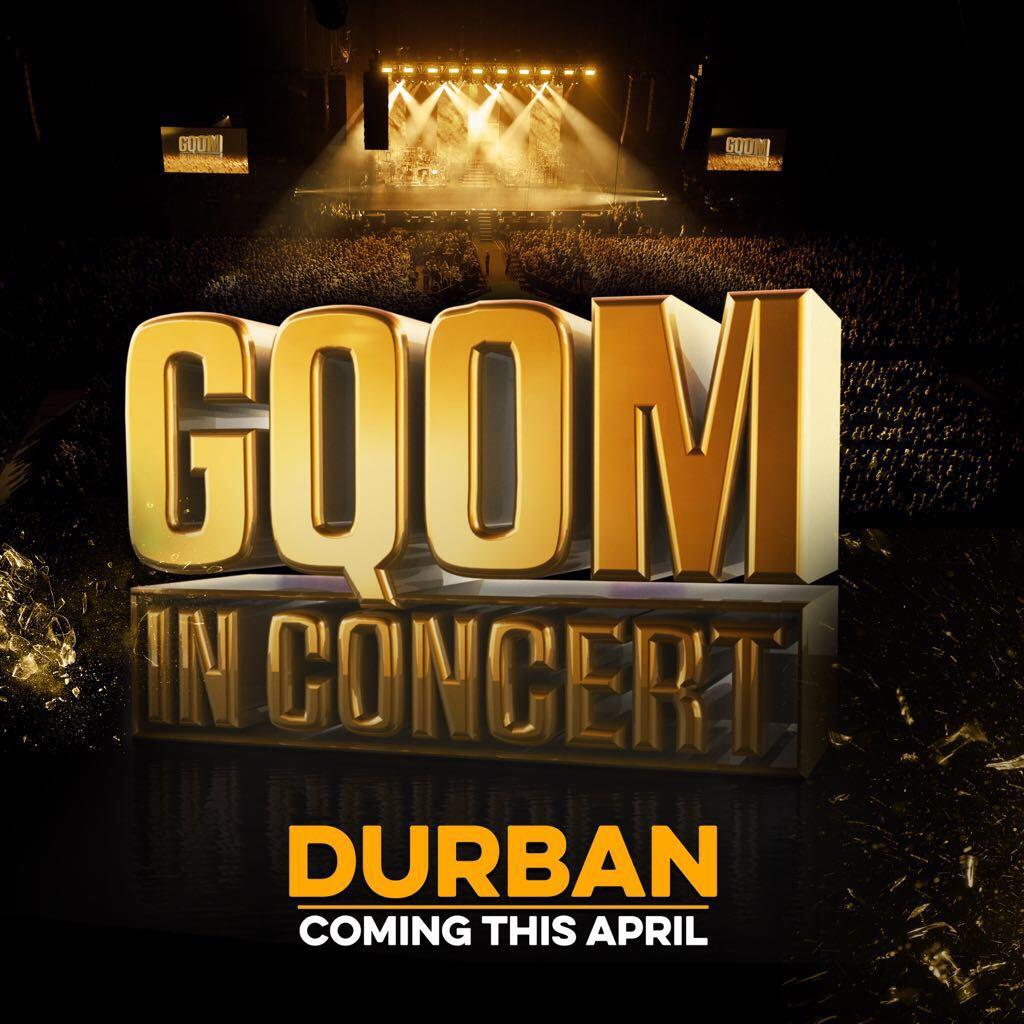 Gqom In Concert