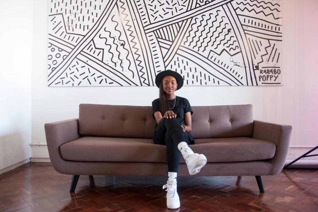 Karabo Poppy Moletsane