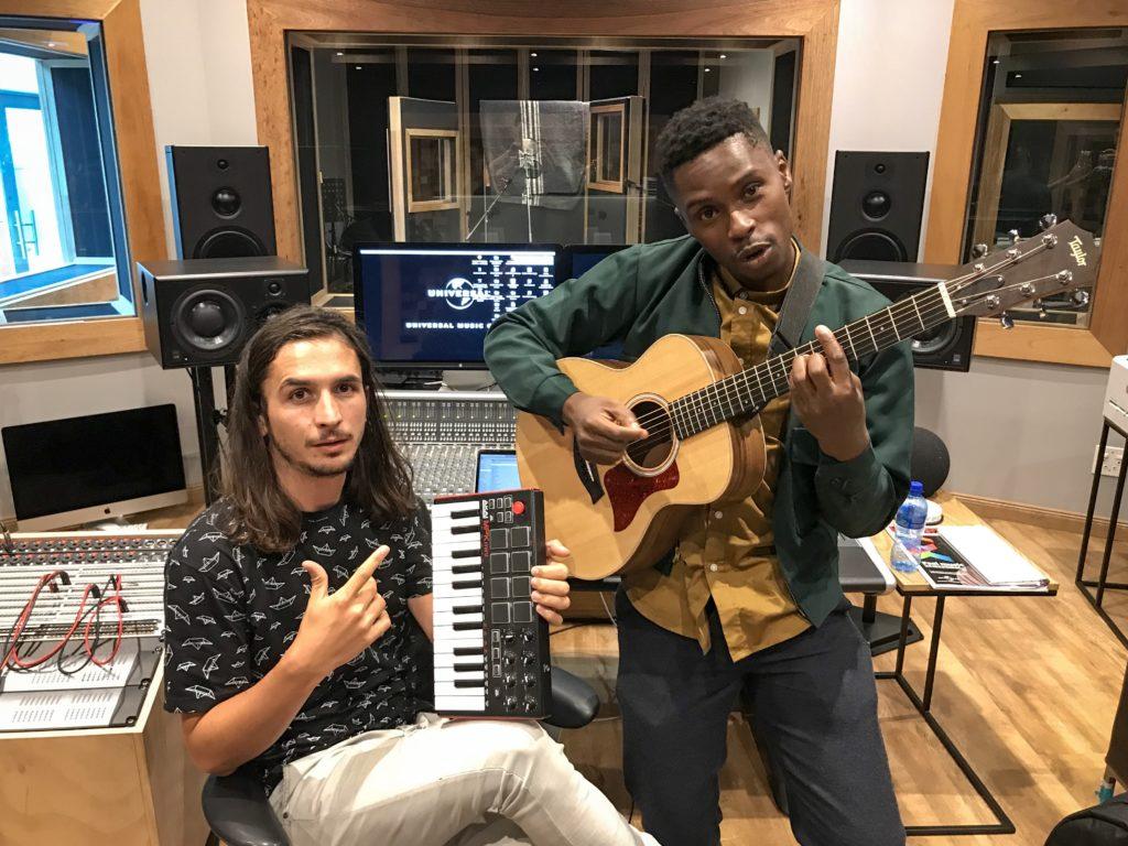 Bongeziwe Mabandla & David Scott