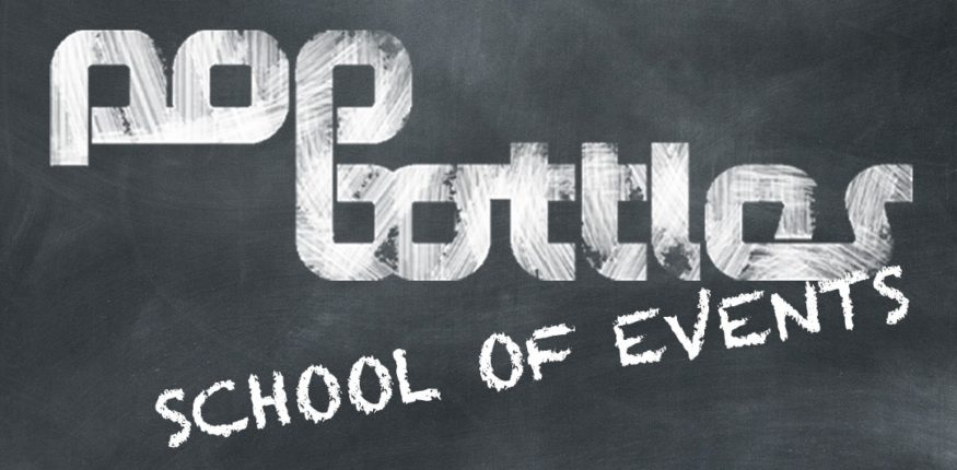 Pop Bottles School Of Events